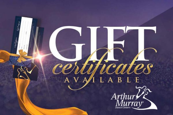 Arthur Murray Dallas Gift Certificates