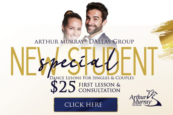 Arthur Murray Dallas New Student Offer